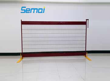New Sale Canada Temporary Fence