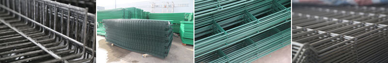 Triangular Bending Fence Wire Mesh